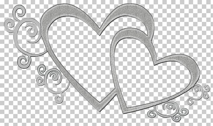 Wedding invitation Heart Wedding reception , silver frame.