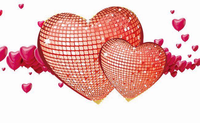 Wedding Heart PNG Free Download.