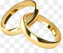 Wedding Ring PNG.