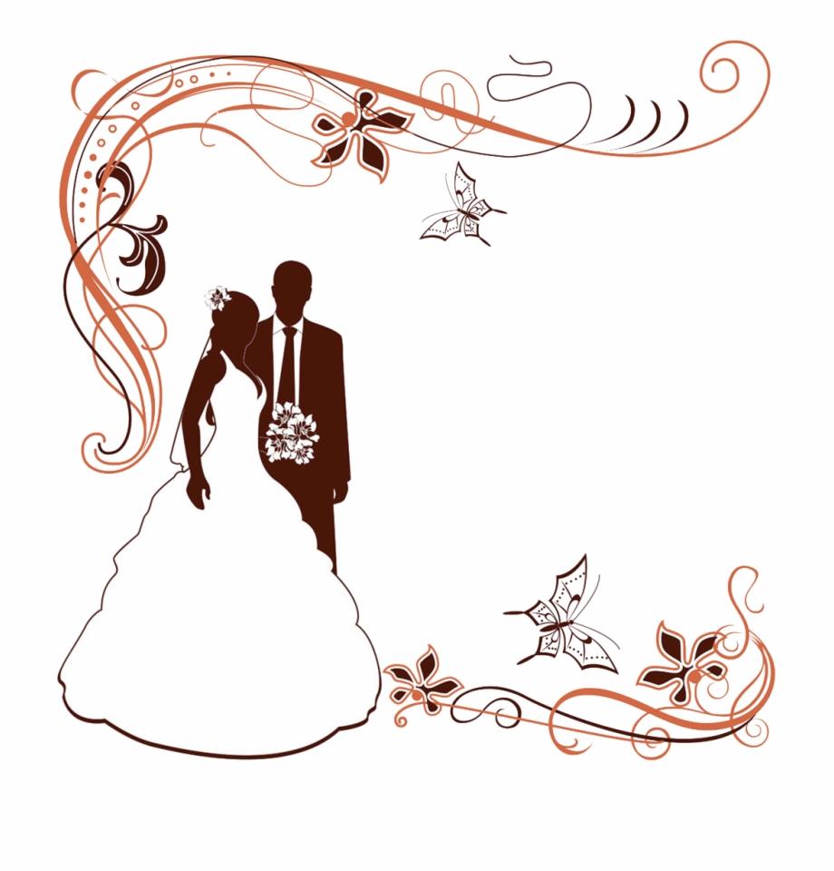 Wedding Invitation Clip Art.