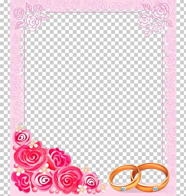 Wedding Invitation Frame PNG, Clipart, Border Frame.