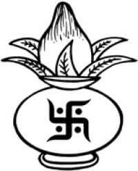 14 Symbols generally used Hinduism.