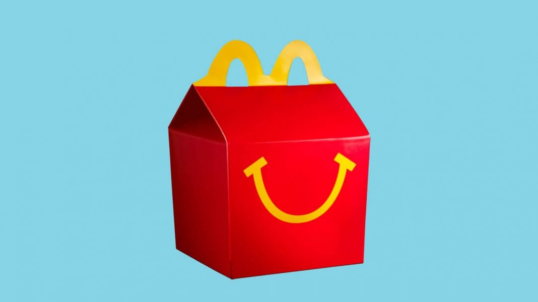 McDonald\'s UK Launches Vegan Happy Meals With Dairy.
