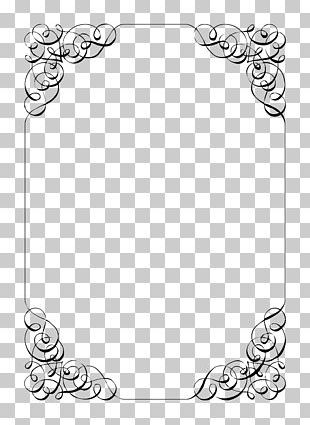 Wedding Frame Template PNG Images, Wedding Frame Template.
