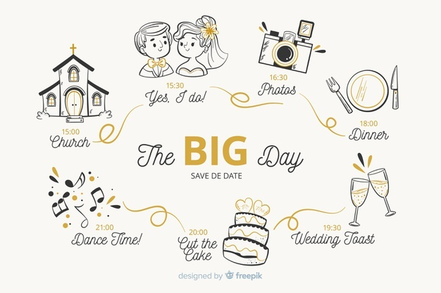 Wedding vectors, +87,000 free files in .AI, .EPS format.