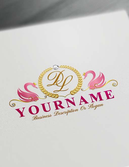 Wedding logo design ideas.