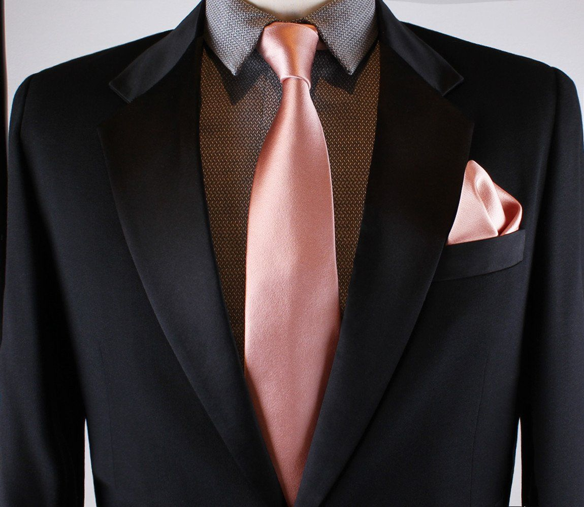 Rose Gold Tie in 2019.