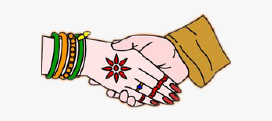 Bride Clipart Hindu Wedding.