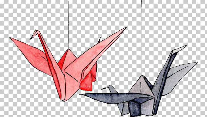 Thousand origami cranes Origami Paper Origami Paper, crane.