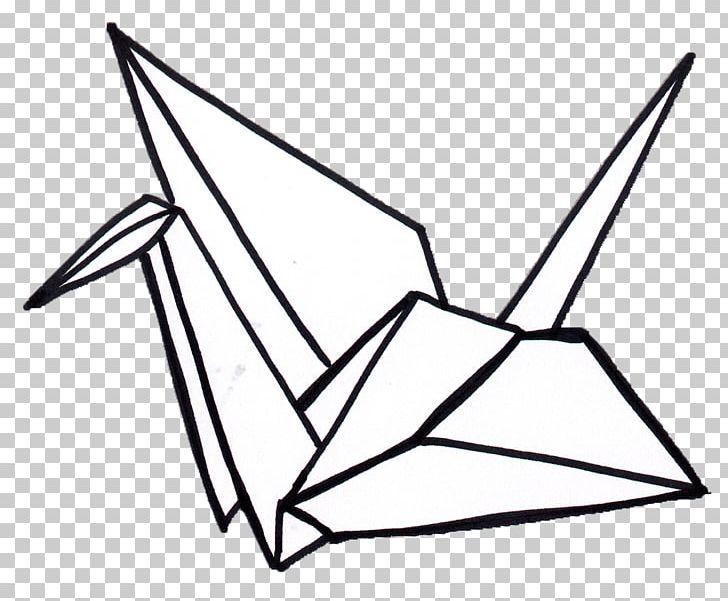Thousand Origami Cranes Paper Drawing Orizuru PNG, Clipart.