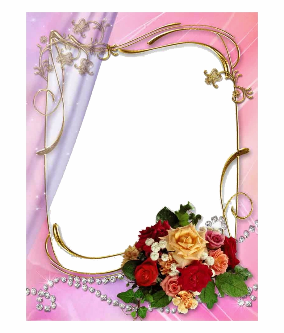 Wedding Frame Png Picture.