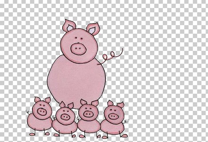Domestic Pig Mummy Pig Peppa Pig Wedding Invitation Birthday.