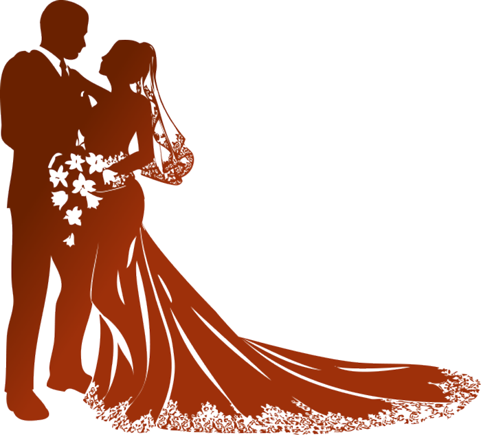 Wedding PNG Clipart.