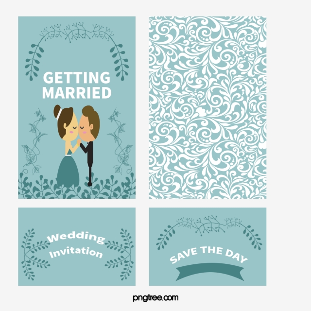 Wedding Card Png, Vector, PSD, and Clipart With Transparent.