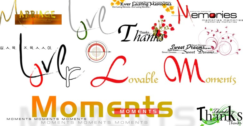 Wedding text PNG HD New For Photoshop and Picsart Editing.