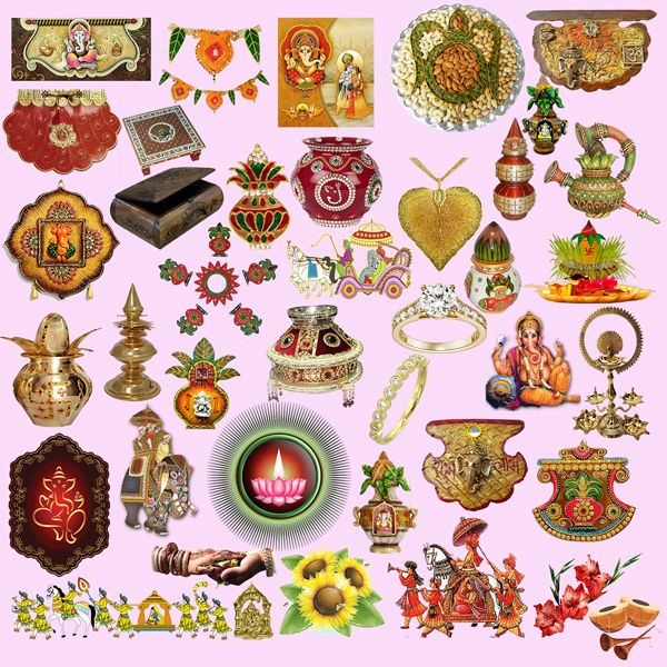 Indian wedding clipart psd free download.