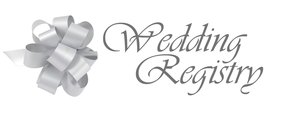 Wedding Registry Online.