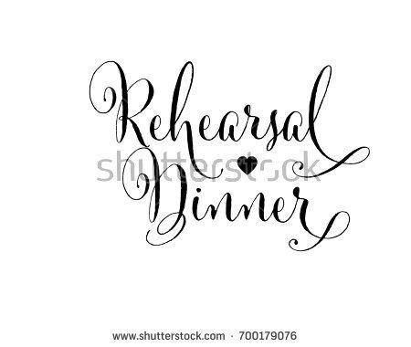 Wedding rehearsal clipart 3 » Clipart Portal.