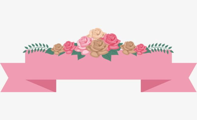Sweet Wedding Ribbon PNG, Clipart, Decoration, Flowers, Label, Plant.