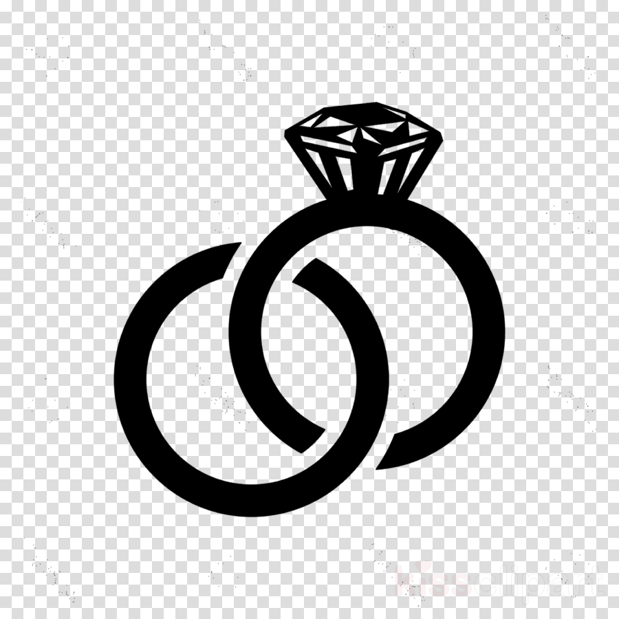 Wedding Ring Drawing clipart.