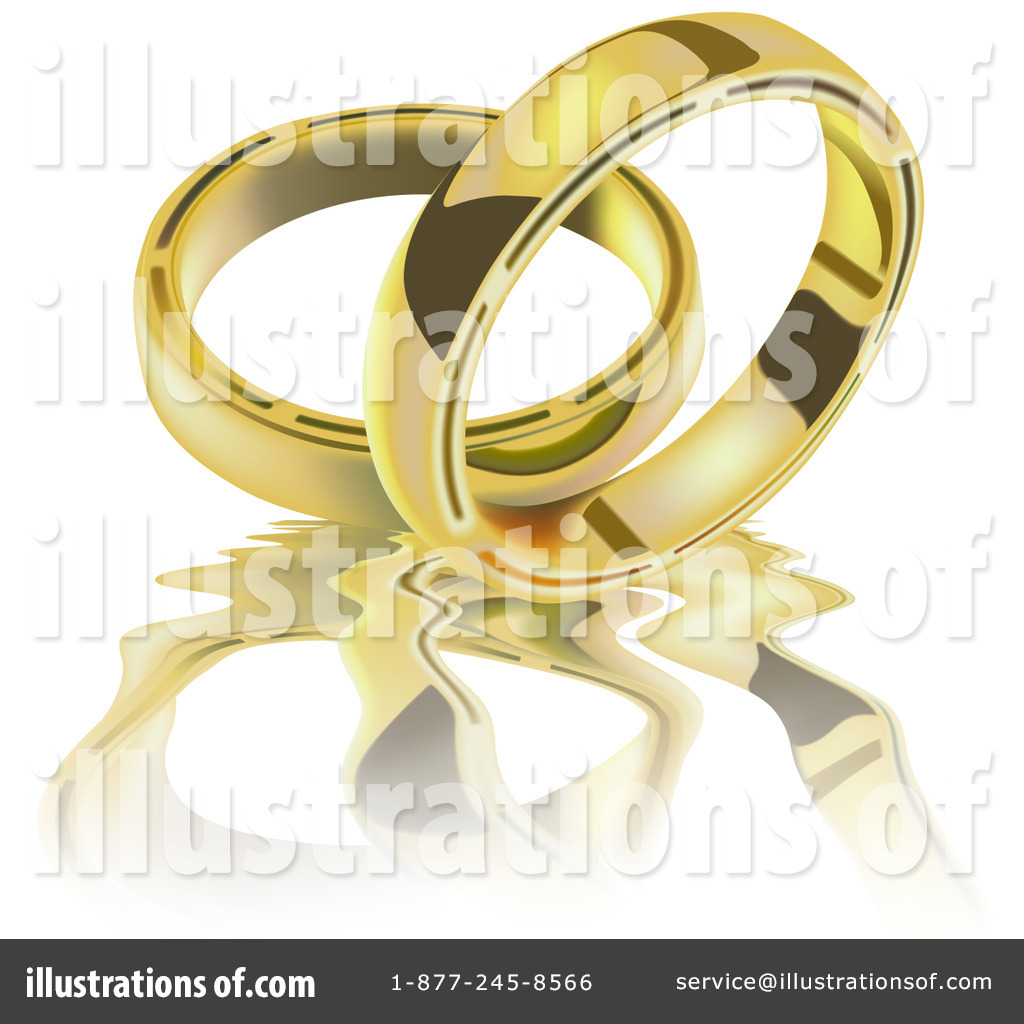 Wedding Ring Clipart #35721.