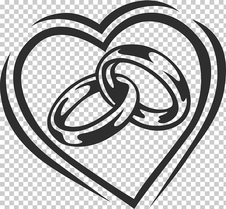 Wedding ring , wedding ring, wedding band illustration PNG.