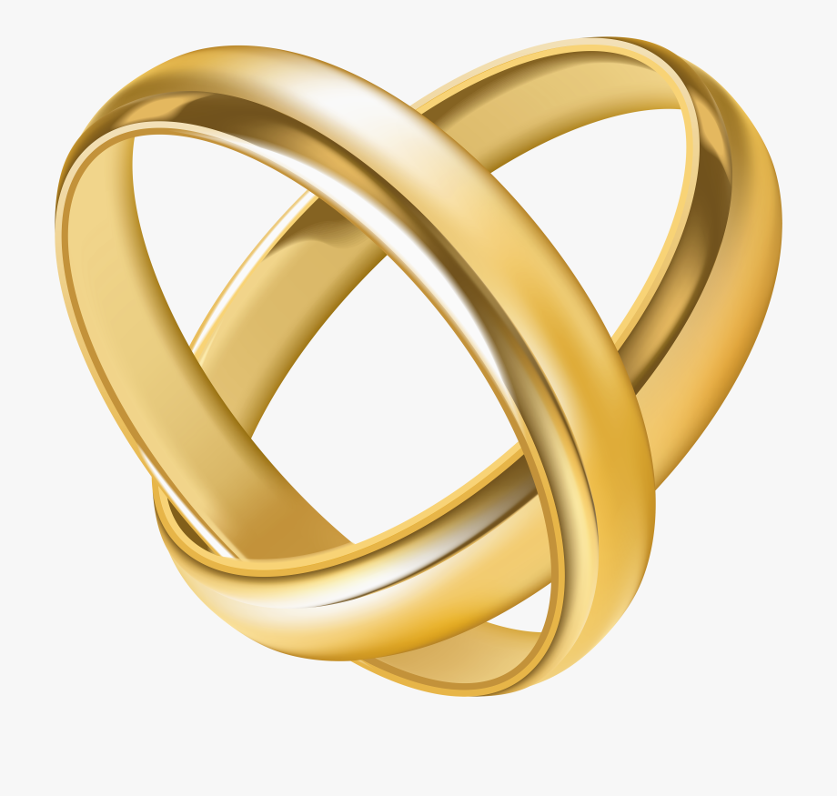Wedding Rings Png Transparent.