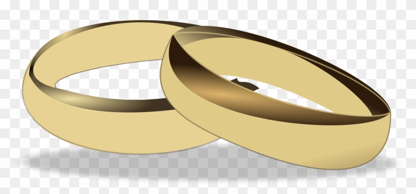 Wedding Rings Clipart, Vector Clip Art Online, Royalty.