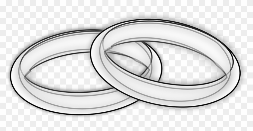 Wedding Ring Clip Art, HD Png Download (#311835).