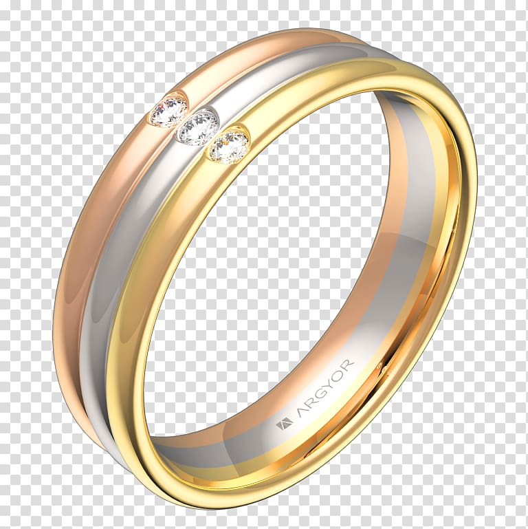 Wedding ring Gold Jewellery, ring transparent background PNG.