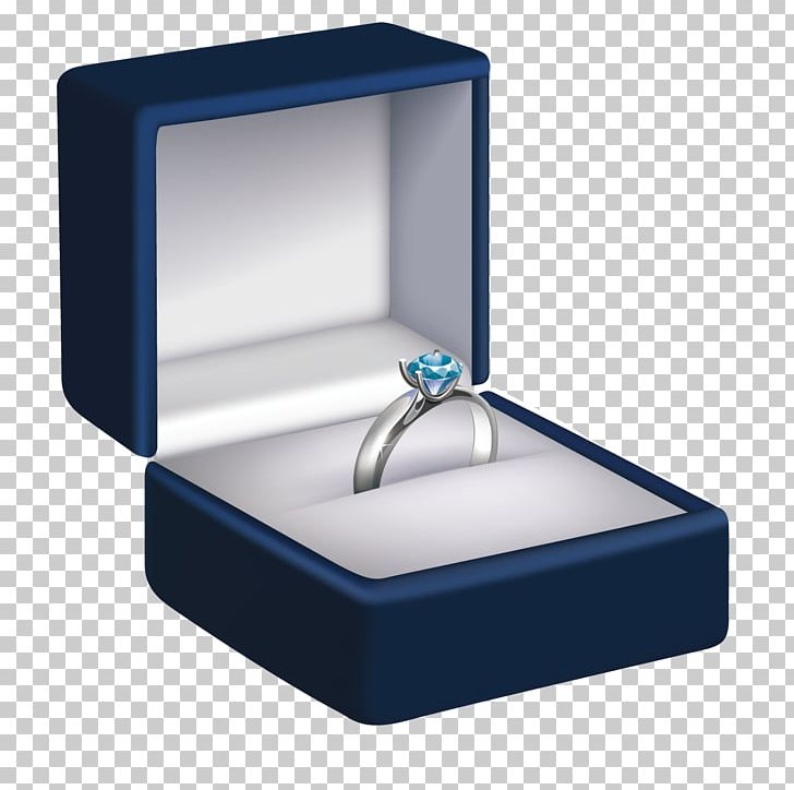 Engagement Ring Diamond PNG, Clipart, Blue, Box, Box Vector.