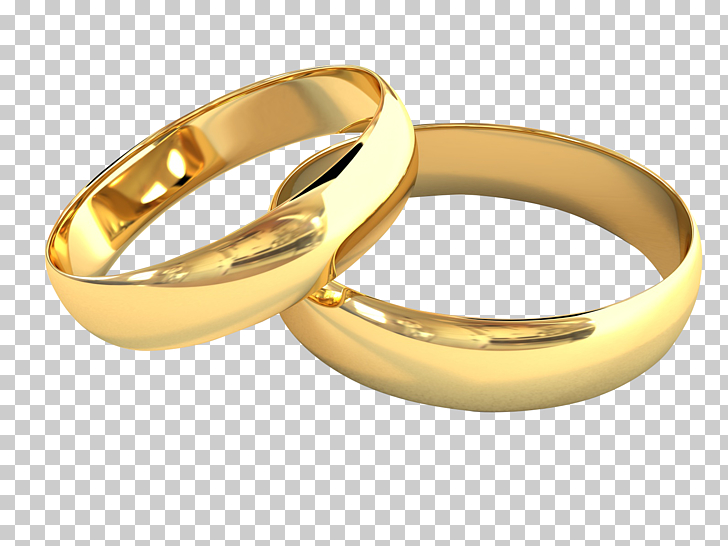Wedding invitation Wedding ring Engagement ring, Golden.