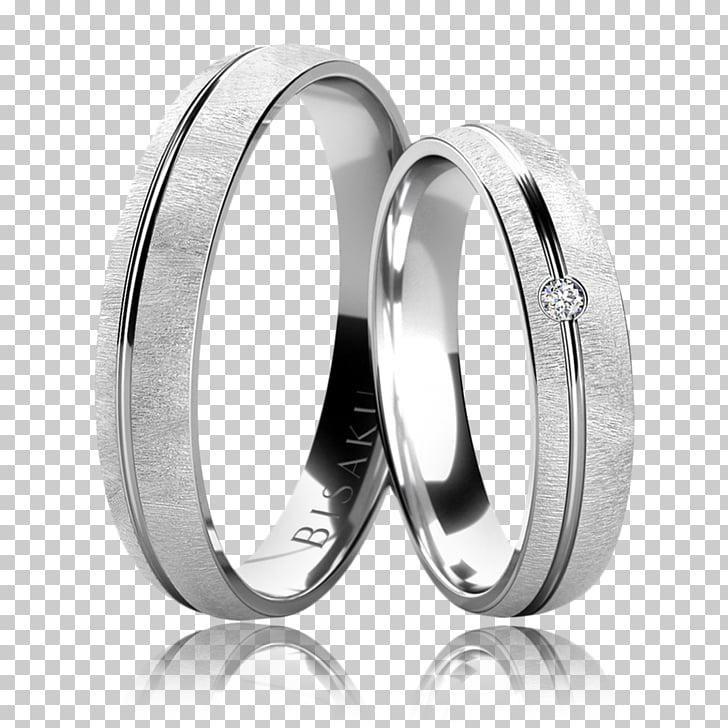Wedding ring Engagement ring, wedding rings, silver.