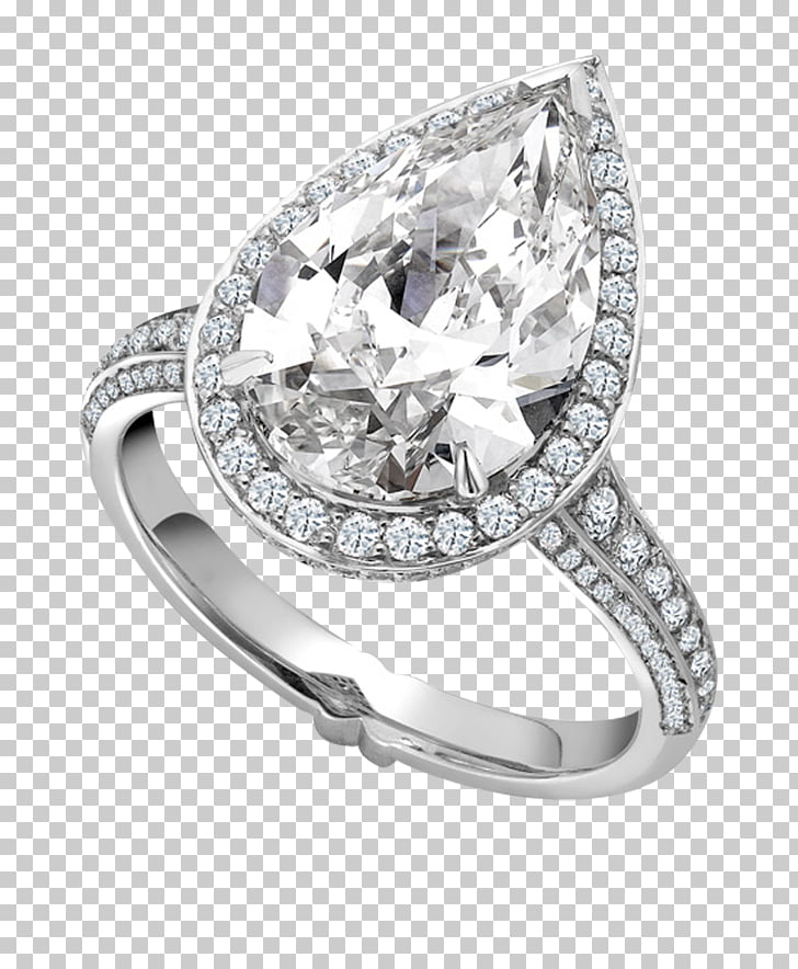 Engagement ring Wedding ring Solitaire, ring PNG clipart.