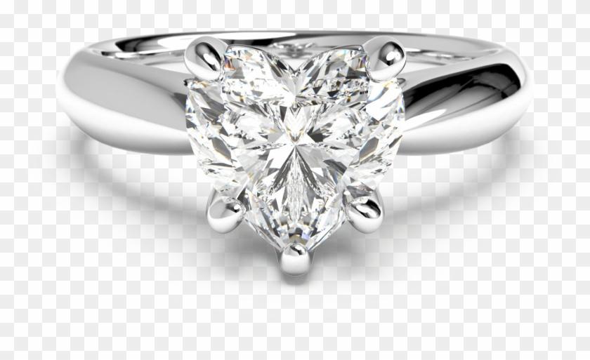 Diamond Shaped Wedding Rings.