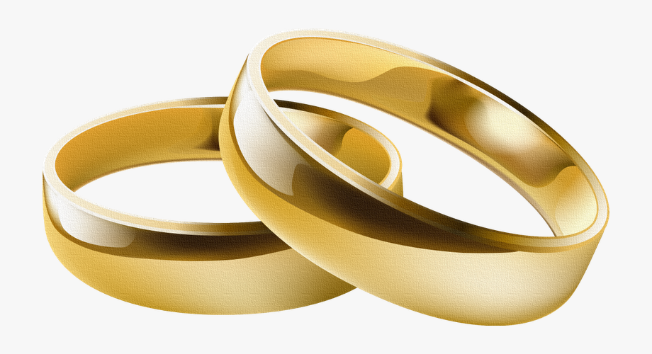 Wedding Rings Png.