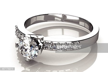 The beauty wedding ring.Vector illustration. Clipart Image.