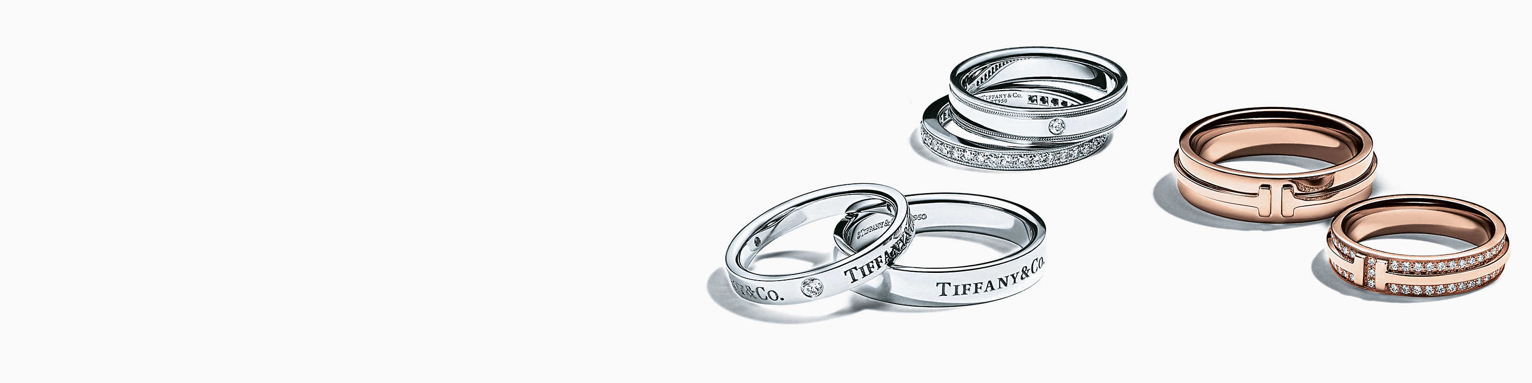 Wedding Bands: Matching Sets for Her & Him.