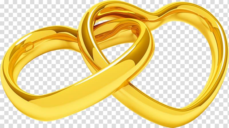 Wedding ring Heart , Wedding ring, heart illustration.