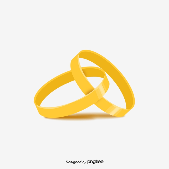 Wedding Ring PNG Images.
