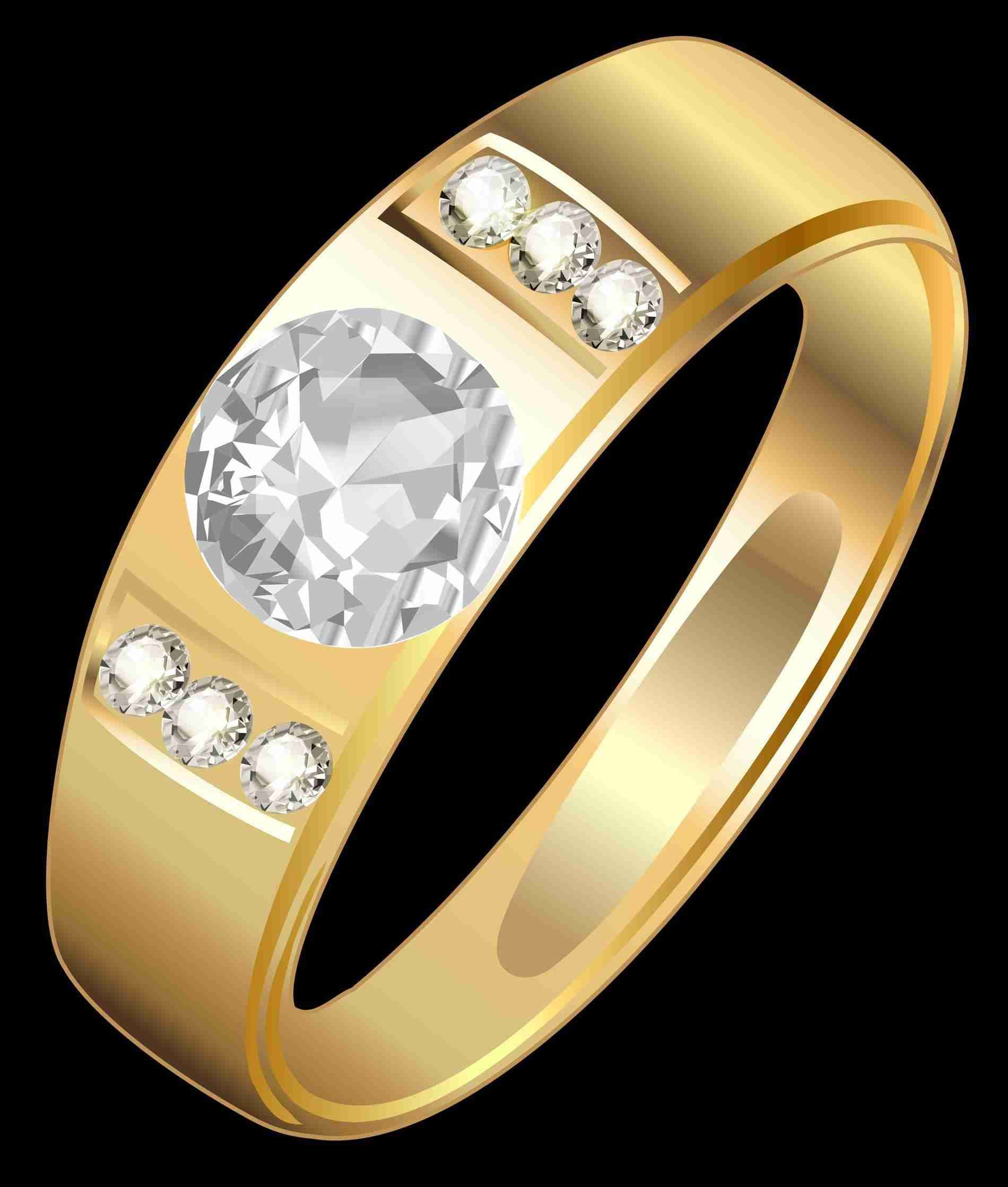 wedding rings png without background.