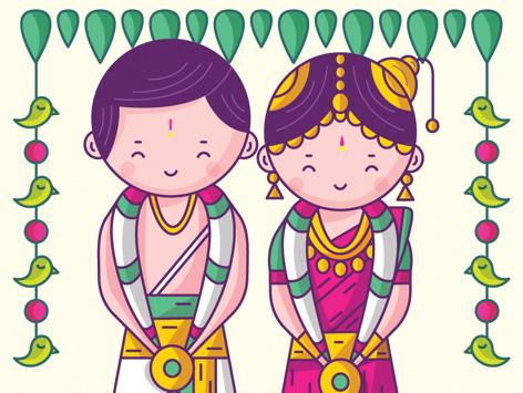 EnchantingSouthIndianWeddings South Indian wedding is an.
