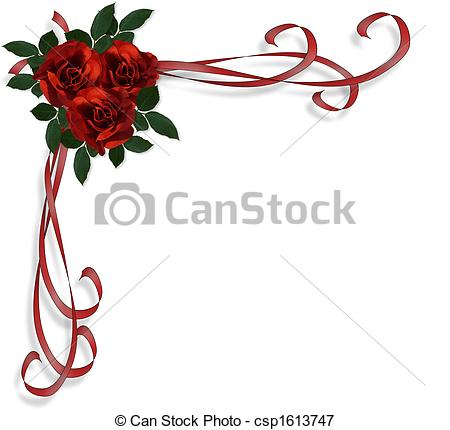 0 roses clipart.