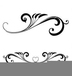 Scroll clipart wedding, Picture #2016293 scroll clipart wedding.