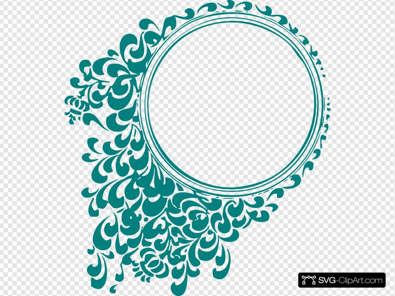 Wedding Scroll Clip art, Icon and SVG.