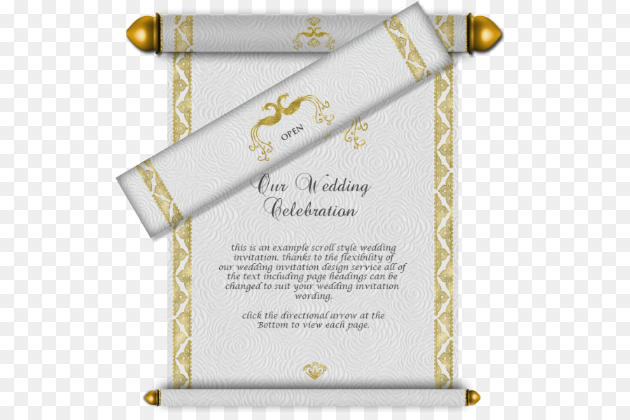 Wedding Invitation Background clipart.