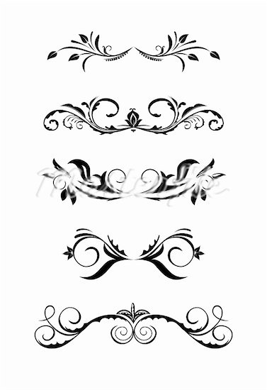 Scroll Border Cliparts Free Download Clip Art.