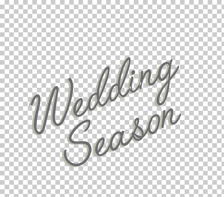 Logo Brand Body Jewellery White Font, wedding season PNG.