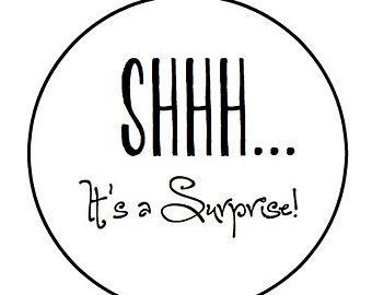 It\'s a Surprise.