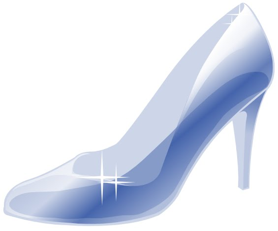 Wedding Shoes Clipart.